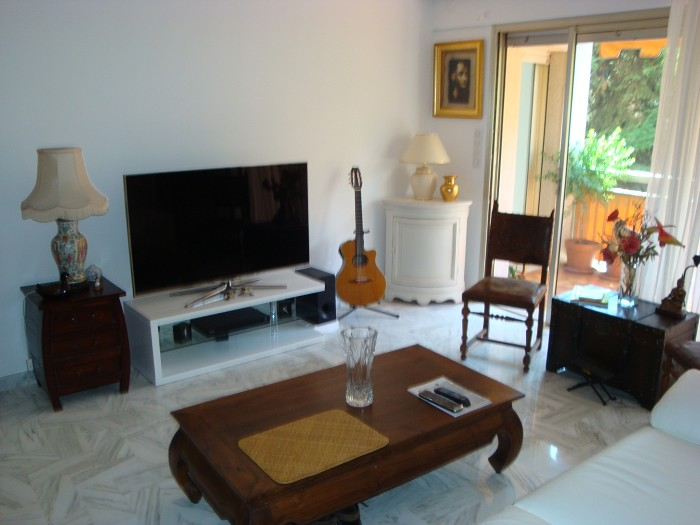 appartement - CANNES - BASSE CALIFORNIE - JARDIN