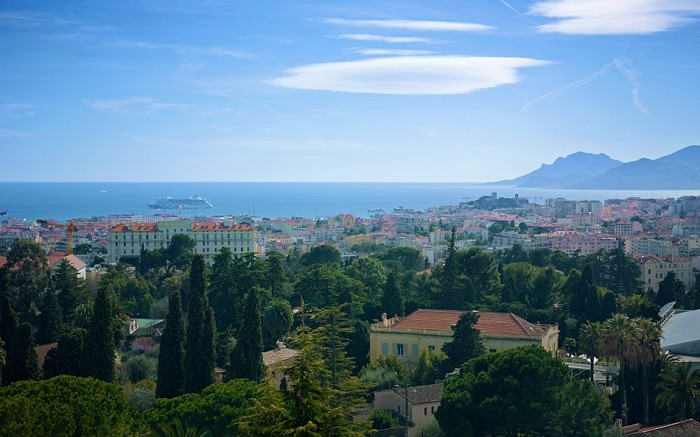 appartement - CANNES-VUE MER PANORAMIQUE