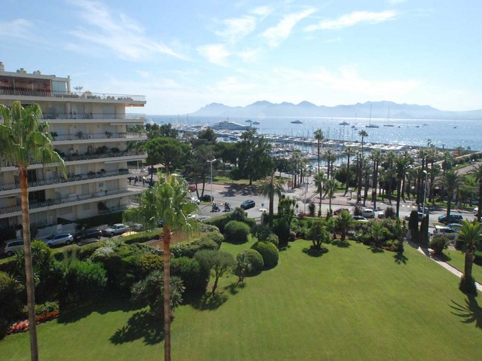 apartment - CANNES - CROISETTE - PANORAMIC SEA VIEW