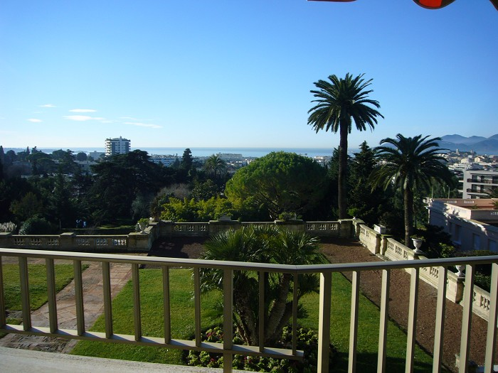 appartement - CANNES-OXFORD-VUE MER PANORAMIQUE