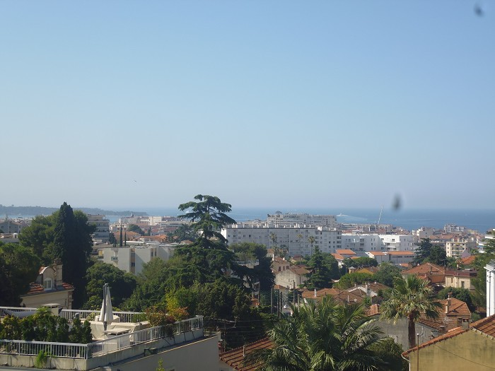appartement - CANNES - BASSE CALIFORNIE - VUE MER PANORAMIQUE