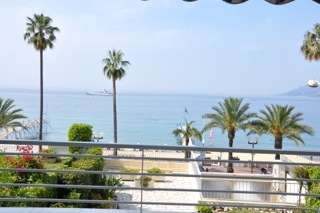 appartement - CANNES - VUE MER PANORAMIQUE