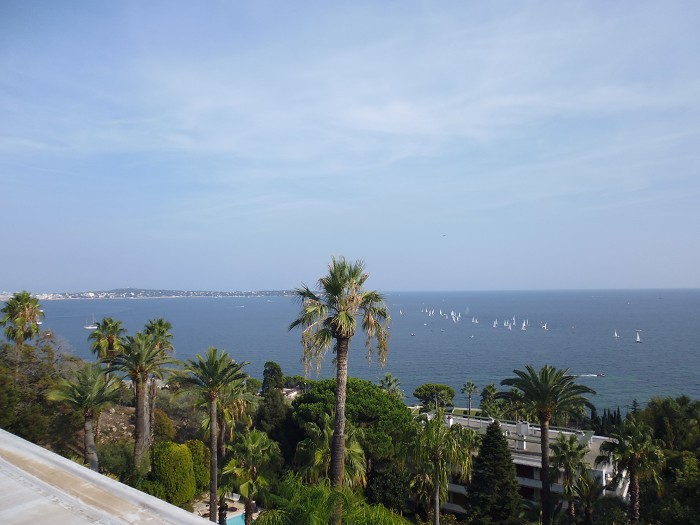 appartement - GOLFE JUAN - CALIFORNIE - VUE MER PANORAMIQUE