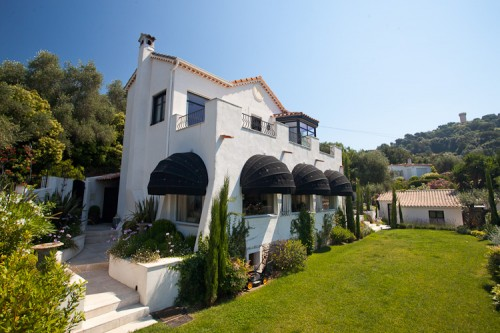 villa - CANNES - CALIFORNIE - SEA VIEW