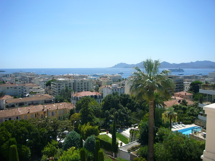 apartment - CANNES - CALIFORNIE - PANORAMIC SEA VIEW
