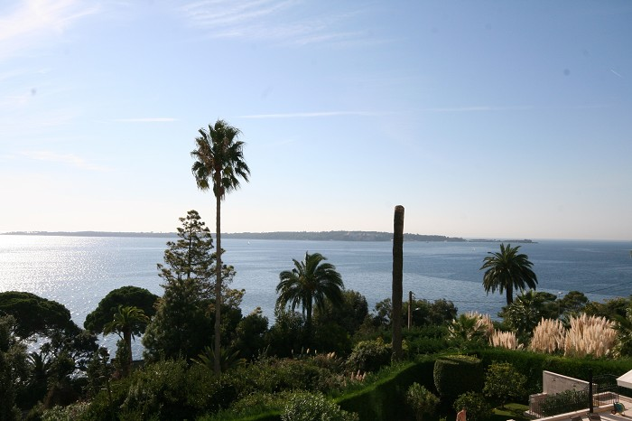 appartement - CANNES - CALIFORNIE - VUE MER PANORAMIQUE
