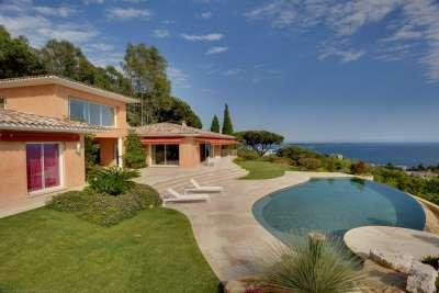 villa - CANNES - CROIX DES GARDES - PANORAMIC SEA VIEW