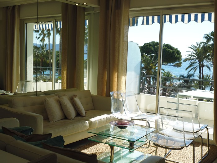 apartment - CANNES - CROISETTE - SEA VIEW